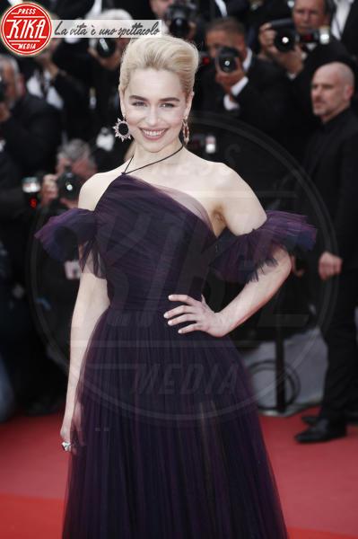 Emilia Clarke - Cannes - 15-05-2018 - Trono di Spade: lo stipendio degli attori per ogni puntata