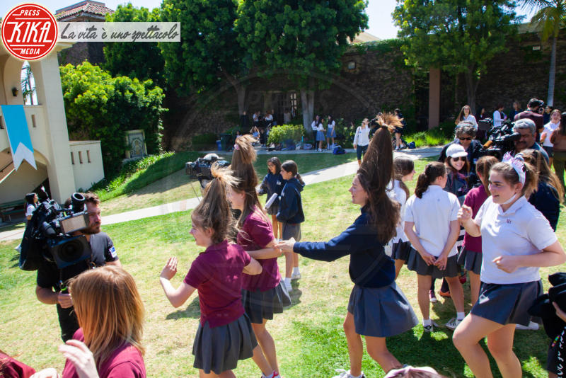 alunni Immaculate Heart High School - Los Angeles - 15-05-2018 - Meghan & Harry: parlano le ex insegnanti della Markle