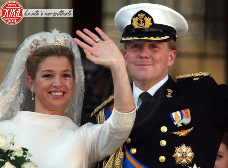 Regina Maxima d'Olanda, Re Willem-Alexander d'Olanda - Amsterdam - 28-04-2017 - Harry e Meghan all'altare insieme? Non sarebbe la prima volta...