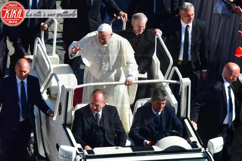 Papa Francesco - Città del Vaticano - 16-05-2018 - Papa Francesco: l'educazione cristiana è un diritto dei bambini
