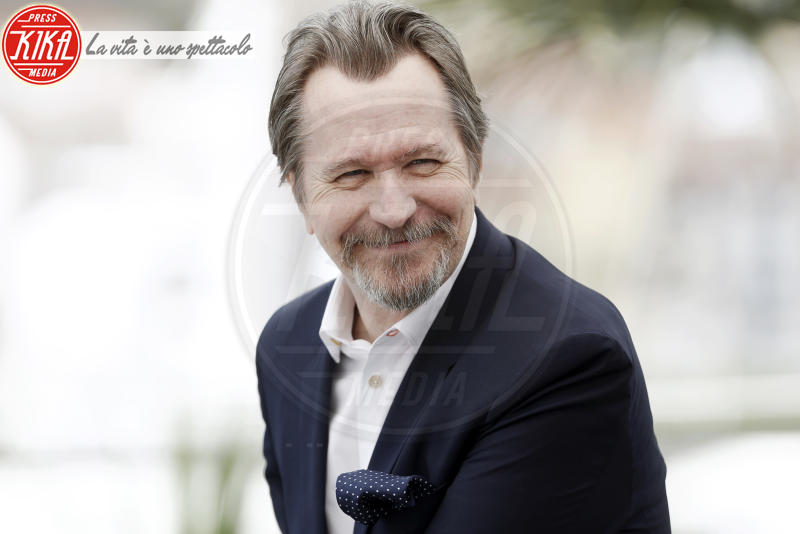 Gary Oldman - Cannes - 17-05-2018 - Cannes 2018: Gary Oldman svela il suo prossimo film