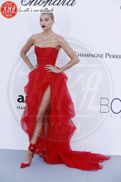 Elsa Hosk - Cannes - 17-05-2018 - Da Evangeline a Irina, sul red carpet lo spacco... spacca!
