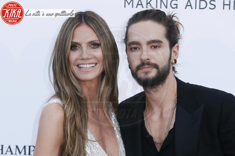 Tom Kaulitz, Heidi Klum - Cannes - 17-05-2018 - Heidi Klum e Tom Kaulitz sono marito e moglie