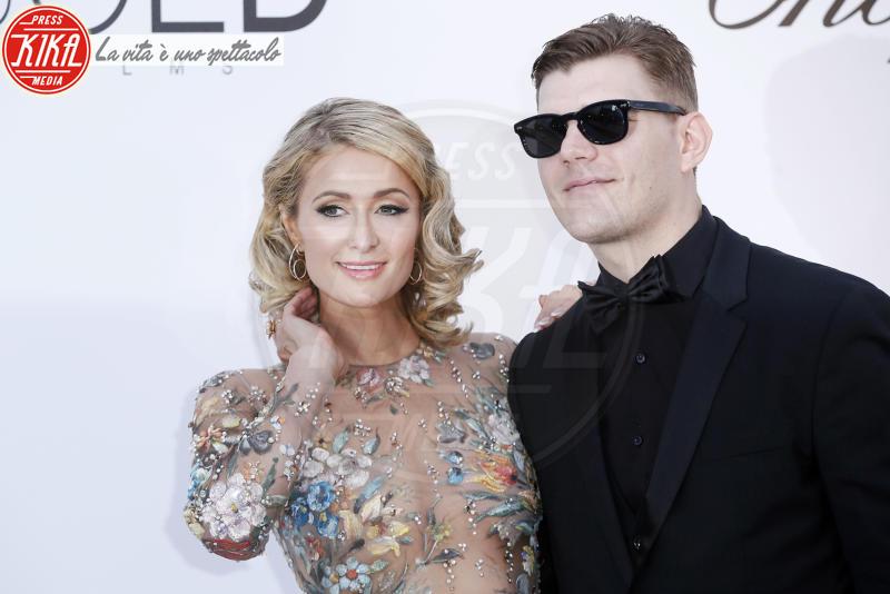 Chris Zylka, Paris Hilton - Cannes - 17-05-2018 - Non solo royal wedding. Preparatevi a una pioggia di nozze vip