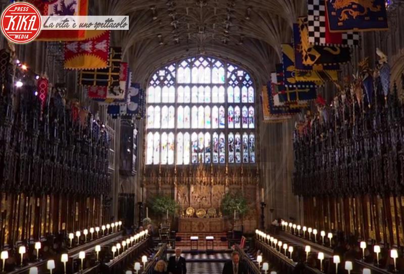 Windsor - 19-05-2018 - Royal Wedding, gli ospiti: Amal Clooney è in giallo