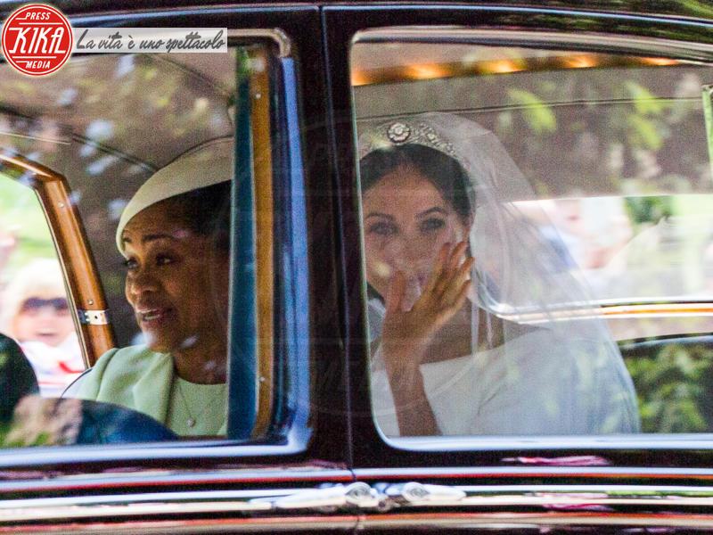 Windsor - 18-05-2018 - Il principe Harry e Meghan Markle sono marito e moglie