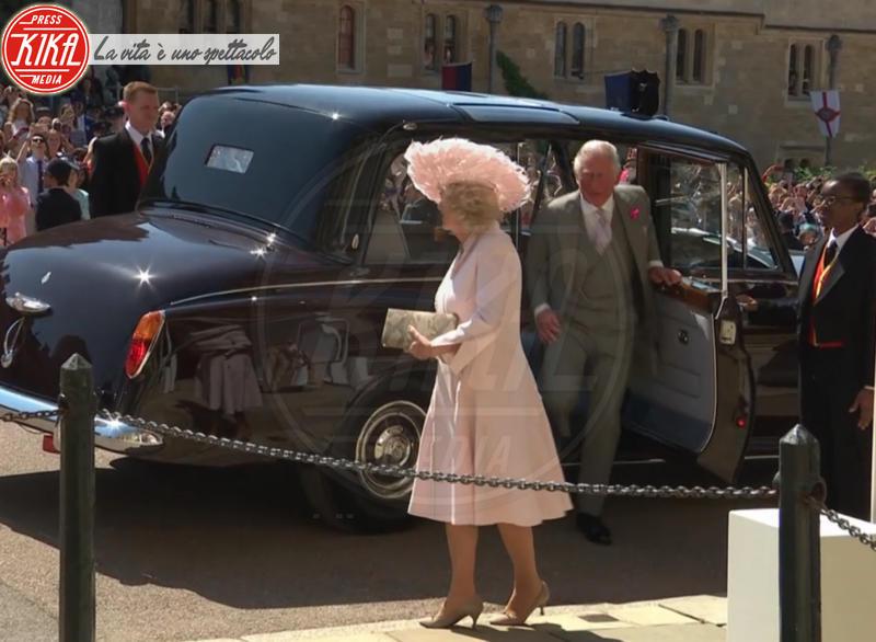 Matrimonio Harry Meghan - 19-05-2018 - Il principe Harry e Meghan Markle sono marito e moglie