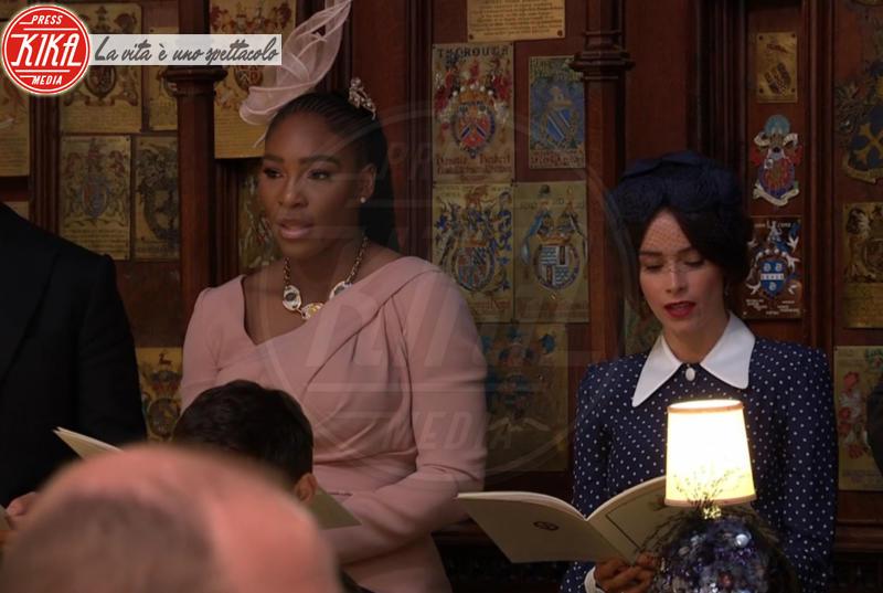 Serena Williams - 19-05-2018 - Royal Wedding, gli ospiti: Amal Clooney è in giallo