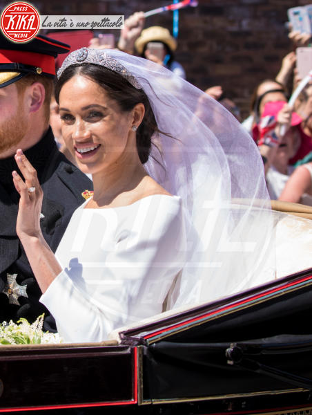 Duchess of Sussex, Meghan Markle - Windsor - 19-05-2018 - Meghan Markle incinta? Impazza il gossip