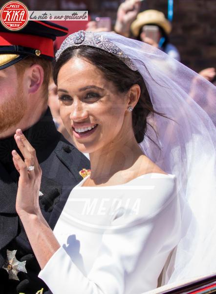 Duchess of Sussex, Meghan Markle - Windsor - 19-05-2018 - Specchio delle mie brame,ho le sopracciglia più belle del reame?
