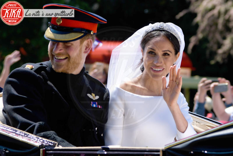 Duke of Sussex, Duchess of Sussex, Prince Harry, Meghan Markle, Principe Harry - Windsor - 18-05-2018 - Thomas Markle shock:
