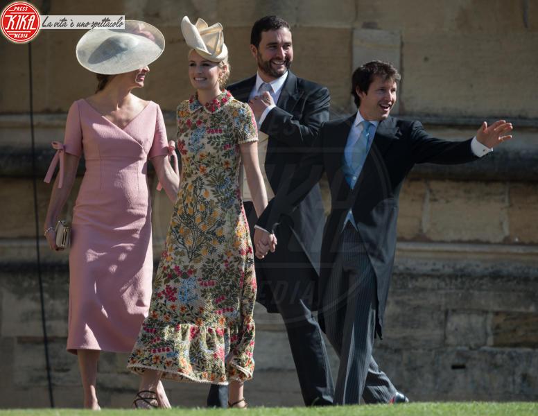 James Blunt - Windsor - 19-05-2018 - Royal Wedding, gli ospiti: Amal Clooney è in giallo