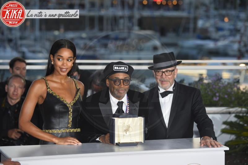 Laura Harrier, Spike Lee - Cannes - 19-05-2018 - Spike Lee presidente della giuria a Cannes 2020