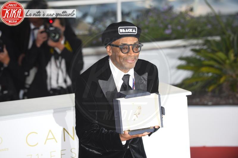 Spike Lee - Cannes - 19-05-2018 - Spike Lee presidente della giuria a Cannes 2020