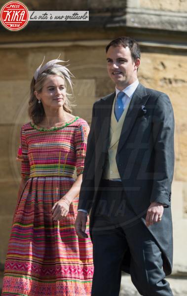 Cressida Bonas - Windsor - 19-05-2018 - Royal Wedding, gli ospiti: Amal Clooney è in giallo