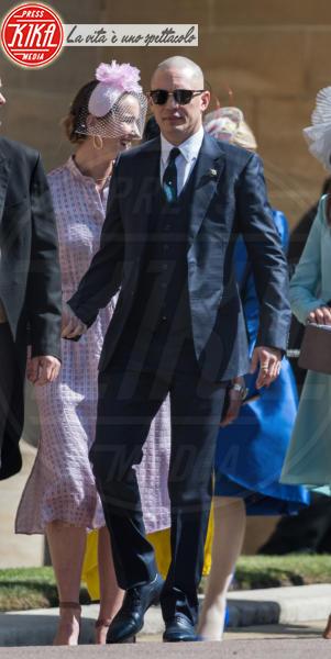 Tom Hardy - Windsor - 19-05-2018 - Royal Wedding, gli ospiti: Amal Clooney è in giallo