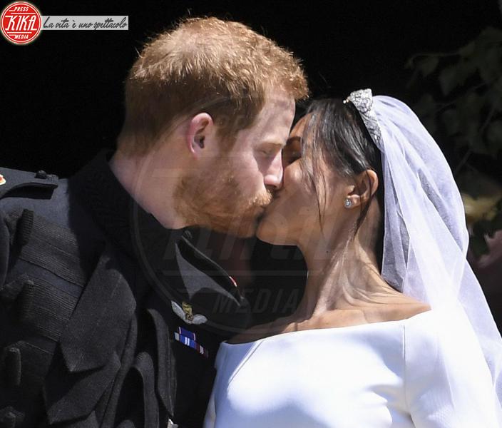 Meghan Markle, Principe Harry - Windsor - 19-05-2018 - Royal Wedding: ecco chi ha vestito chi