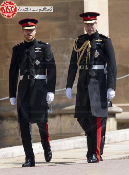 Principe William, Principe Harry - Windsor - 19-05-2018 - Royal Wedding: ecco chi ha vestito chi