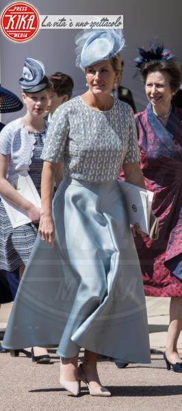 Contessa Sofia di Wessex - Windsor - 19-05-2018 - Royal Wedding: ecco chi ha vestito chi