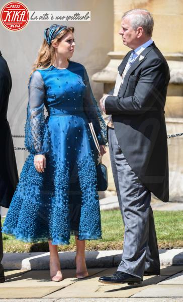 Principessa  Beatrice di York, Principe Andrea Duca di York - Windsor - 19-05-2018 - Beatrice di York, lo scandalo del padre Andrea investe le nozze