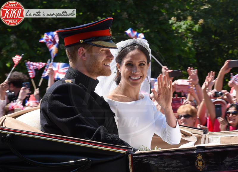 Prince Harry, Meghan Markle, Principe Harry - Windsor - 19-05-2018 - Royal Wedding: ecco chi ha vestito chi