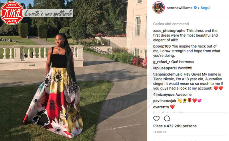 Serena Williams - Windsor - 20-05-2018 - Chi lo indossa meglio? Serena Williams e Amber Heard