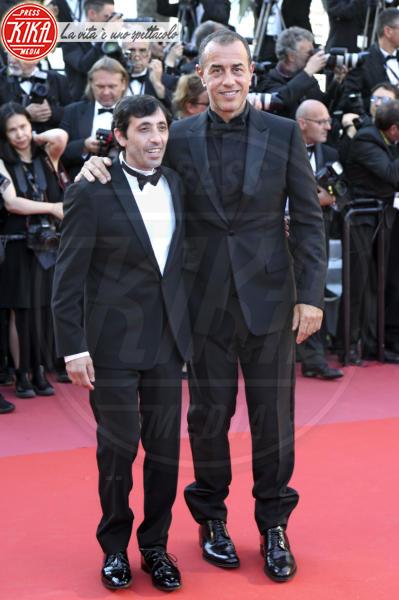 Marcello Fonte, Matteo Garrone - Cannes - 19-05-2018 - Garrone ridà vita a Pinocchio, ecco chi interpreterà chi