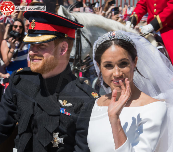 Prince Harry, Meghan Markle - Windsor - 19-05-2018 - Meghan Markle incinta? Impazza il gossip