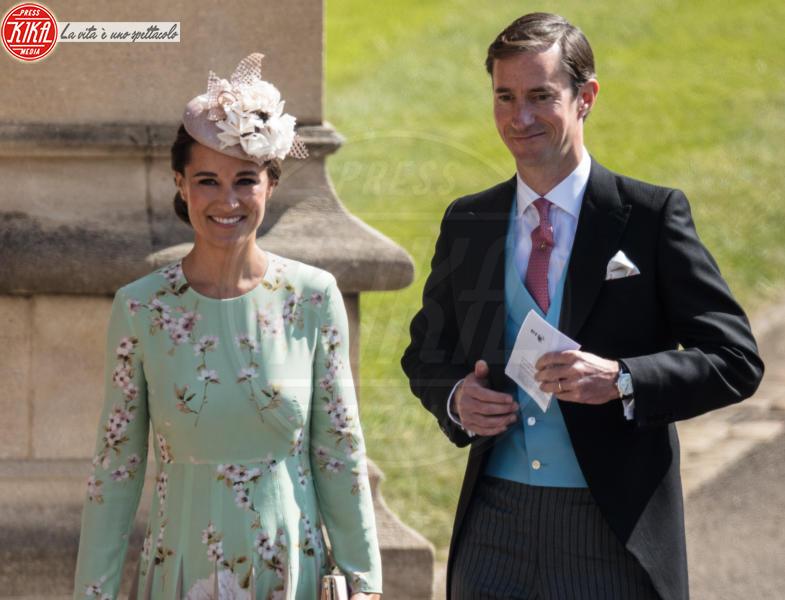 James Matthews, Pippa Middleton - Windsor - 19-05-2018 - Royal Wedding, gli ospiti: Amal Clooney è in giallo