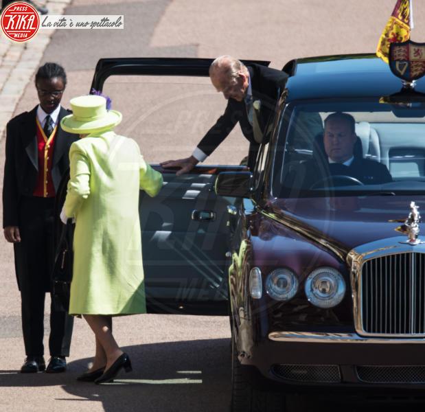 Prince Philip, Regina Elisabetta II - Windsor - 19-05-2018 - Royal Wedding, gli ospiti: Amal Clooney è in giallo