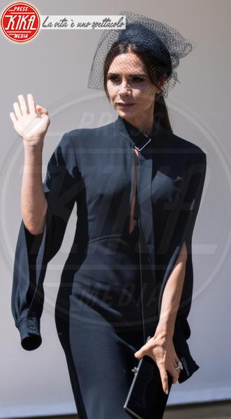 Victoria Beckham - Windsor - 19-05-2018 - Royal Wedding, gli ospiti: Amal Clooney è in giallo