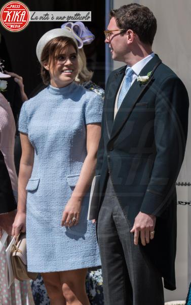 Jack Brooksbank, Principessa Eugenia di York - Windsor - 19-05-2018 - Royal Wedding, gli ospiti: Amal Clooney è in giallo