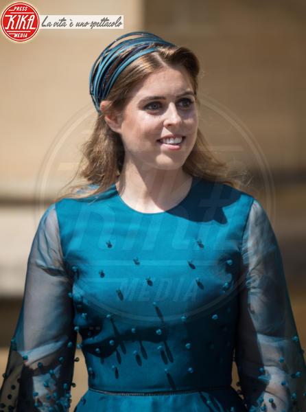 Princess Beatrice - Windsor - 19-05-2018 - Royal Wedding, gli ospiti: Amal Clooney è in giallo