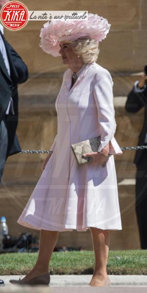 Camilla Duchess of Cornwall - Windsor - 19-05-2018 - Royal Wedding, gli ospiti: Amal Clooney è in giallo