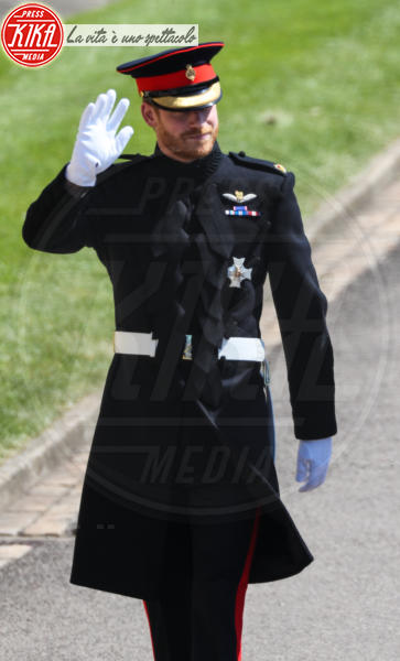Harry Duke of Sussex, Prince Harry - Windsor - 19-05-2018 - Royal Wedding, gli ospiti: Amal Clooney è in giallo