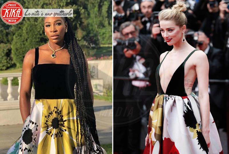 Amber Heard, Serena Williams - 21-05-2018 - Chi lo indossa meglio? Serena Williams e Amber Heard