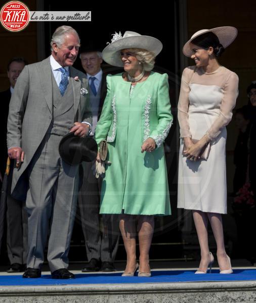 Meghan Markle, Principe Carlo d'Inghilterra, Camilla Parker Bowles - Londra - 22-05-2018 - Meghan Markle incinta? Impazza il gossip