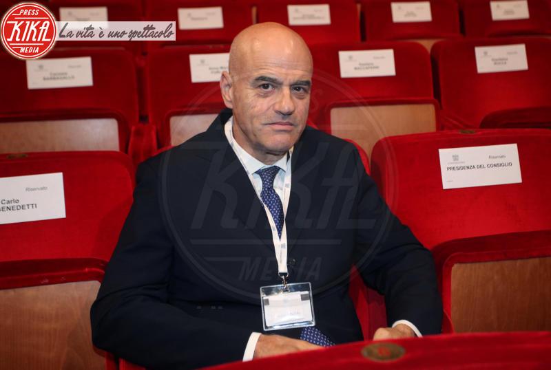 Claudio De Scalzi - Roma - 23-05-2018 - Boschi, dal Governo al Parlamento (passando per Confindustria)