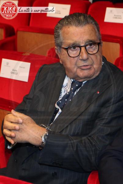 Carlo De Benedetti - Roma - 23-05-2018 - Boschi, dal Governo al Parlamento (passando per Confindustria)