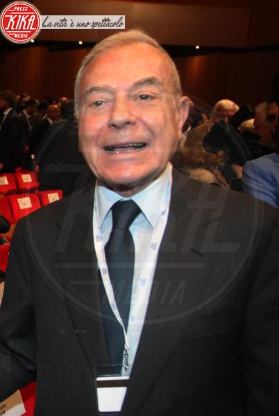 Gianni Letta - Roma - 23-05-2018 - Boschi, dal Governo al Parlamento (passando per Confindustria)