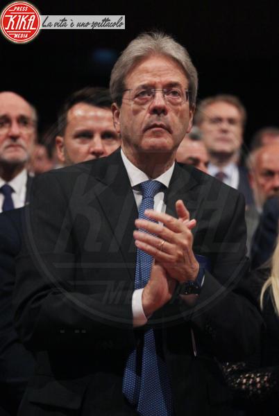 Paolo Gentiloni - Roma - 23-05-2018 - Boschi, dal Governo al Parlamento (passando per Confindustria)