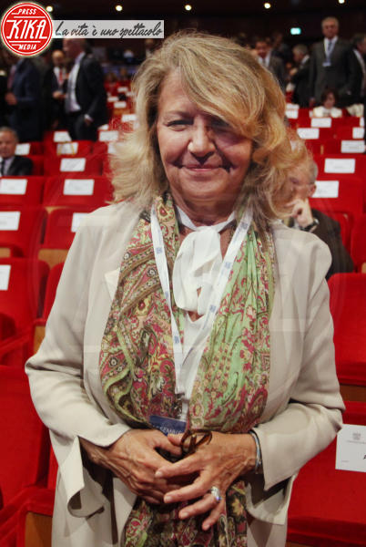 Patrizia Grieco - Roma - 23-05-2018 - Boschi, dal Governo al Parlamento (passando per Confindustria)