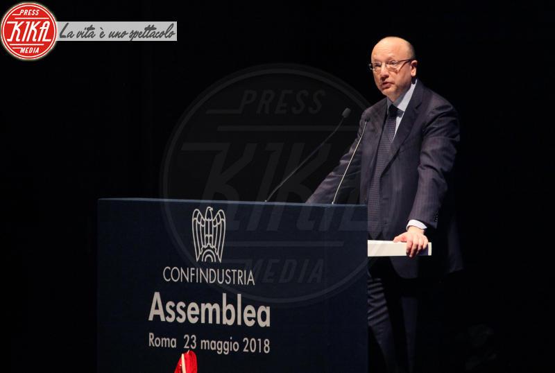 Vincenzo Boccia - Roma - 23-05-2018 - Boschi, dal Governo al Parlamento (passando per Confindustria)