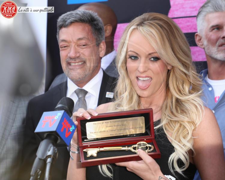 Stormy Daniels - Los Angeles - 23-05-2018 - Arrestata Stormy Daniels, la porno star dello scandalo Trump