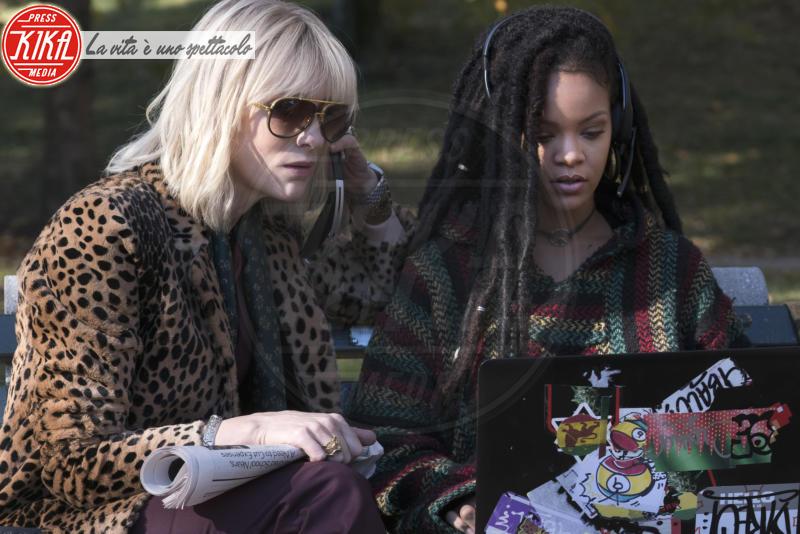 Ocean's Eight, Rihanna, Cate Blanchett - Los Angeles - 01-01-2018 - Ocean's Eight: le    foto   del   film