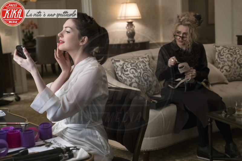 Ocean's Eight, Helena Bonham Carter, Anne Hathaway - Los Angeles - 01-01-2018 - Ocean's Eight: le    foto   del   film