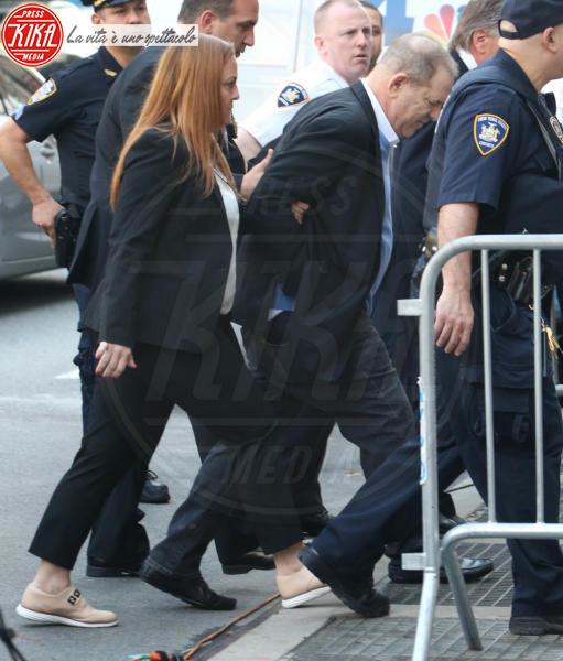 Harvey Weinstein - New York - 25-05-2018 - Harvey Weinstein si è costituito: ecco le immagini
