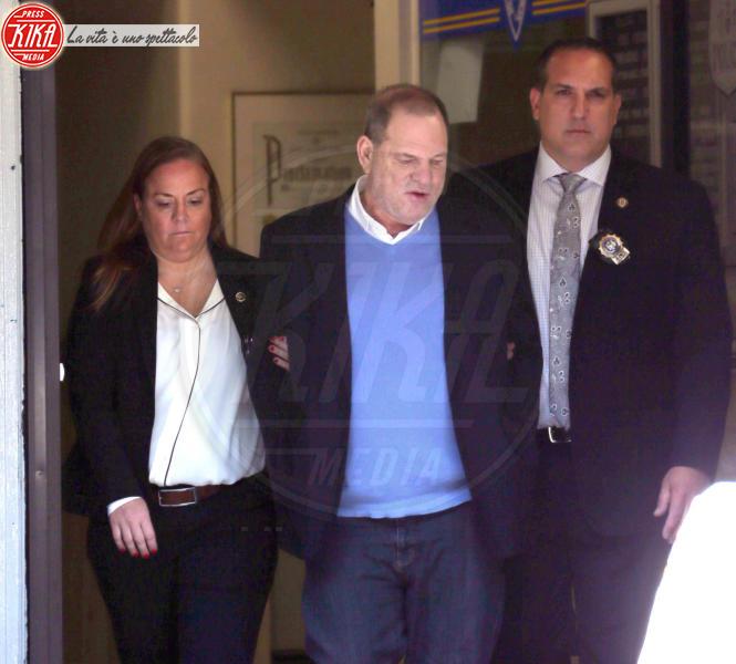 Harvey Weinstein - New York - 25-05-2018 - Harvey Weinstein, 25 milioni alle vittime ma si dice innocente
