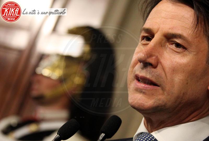 Giuseppe Conte - Roma - 23-05-2018 - Governo: stasera la consegna della lista dei papabili ministri