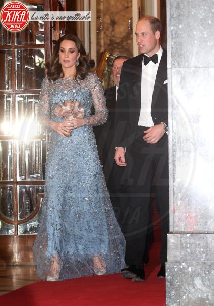Principe William, Kate Middleton - Londra - 24-11-2017 - Kate Middleton e Mary di Danimarca, lo stile è lo stesso